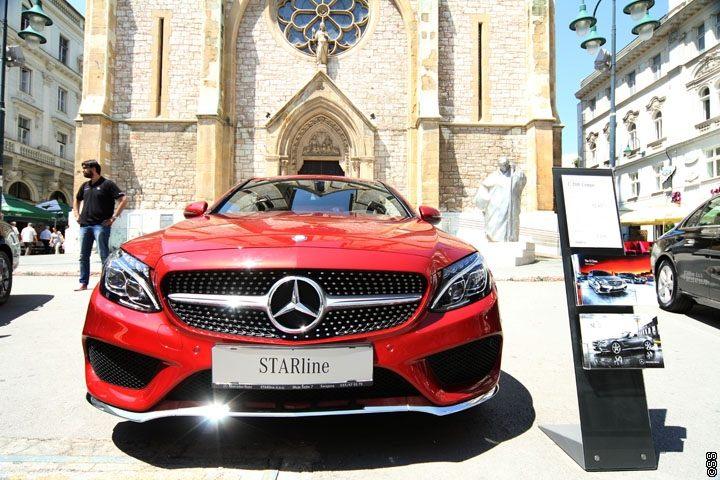 STARline predstavio Mercedes-Benz modele