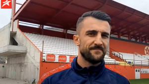 Bogdanović: U utakmicu sa Sarajevom ulazimo kao i svaku drugu, želimo pobjedu