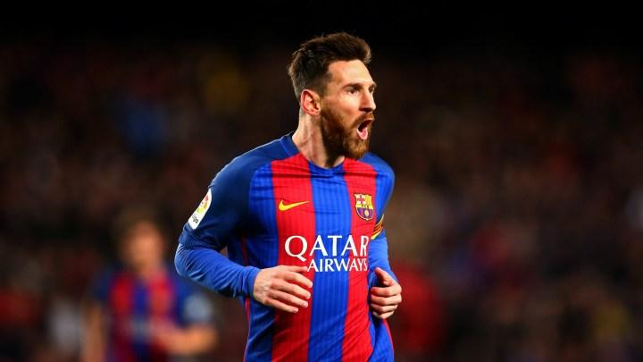 Golijada na Nou Campu, Barca savladala Valenciju