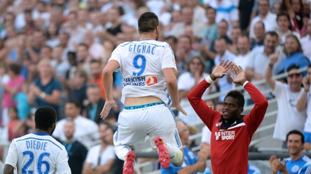 Marseille bez problema slavio protiv Toulousea
