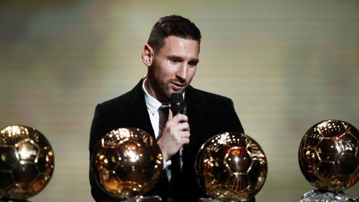 Messi proslavio osvajanje Zlatne lopte i pozvao samo dvojicu saigrača iz Barcelone