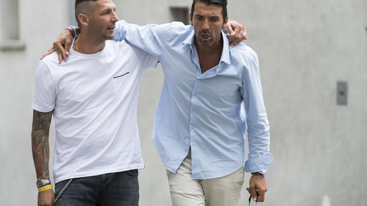 """Mnogo mrzim Juventus!"""