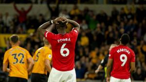 United propustio priliku da zauzme vrh tabele, Paul Pogba tragičar utakmice