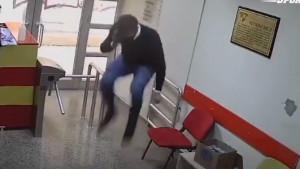 Klub objavio snimke sa sigurnosne kamere: Igrač saznao za poziv u reprezentaciju i nastalo je ludilo