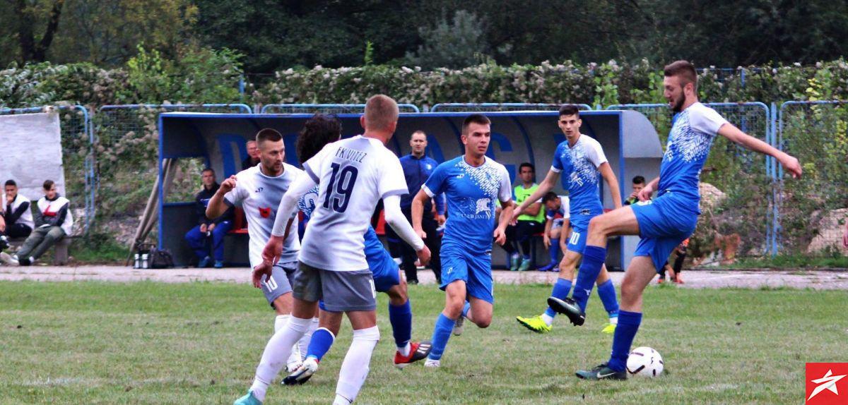 Podgrmeč se namučio, ali slavio, pobjeda FK Vitez, poraz Iskre