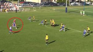 U stilu stižu u Prvu ligu FBIH: Fudbaler Tomislava postigao spektakularan gol iz slobodnjaka