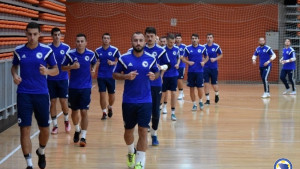 Futsal reprezentacija BiH na turniru u Poreču
