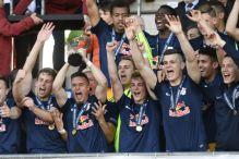 Veliki uspjeh: Juniori Salzburga novi prvaci Evrope!
