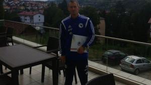 Asmer Mašić na klupi federalnog drugoligaša