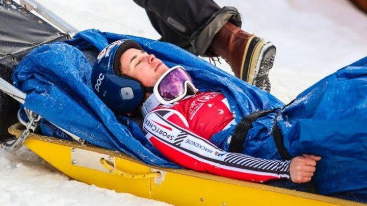 Kanadska skijašica doživjela tešku nesreću u Lake Louiseu