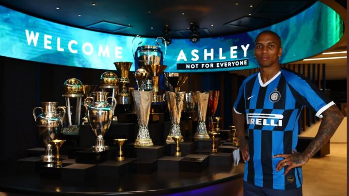 Ashley Young novi igrač Intera!