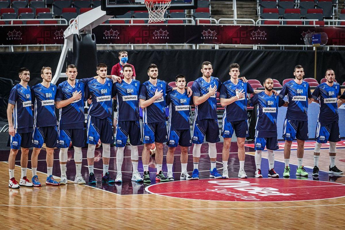 Nevjerovatan napredak bh. košarkaša: Zmajevi u odličnoj poziciji pred Eurobasket