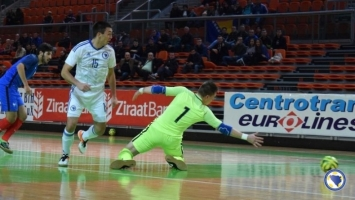 Bh. futsal reprezentacija umalo iznenadila Azerbejdžan