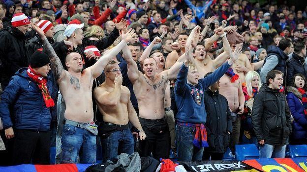 Počelo je: Navijači CSKA divljali, jedna grupa privedena, pa puštena