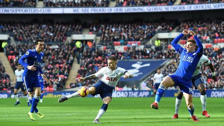 Tottenham ne odustaje od borbe za titulu: Spursi u sjajnom meču savladali Leicester!