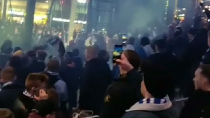 Je li vam ovo poznato? Pogledajte ludnicu u Finskoj pred meč odluke!