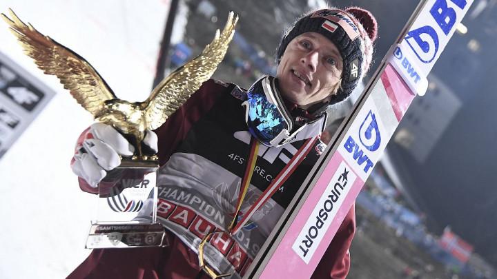 Pobjedom u Bischofshofenu Kubacki osvojio Novogodišnju turneju