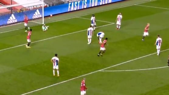 Van de Beek zabio na debiju za United