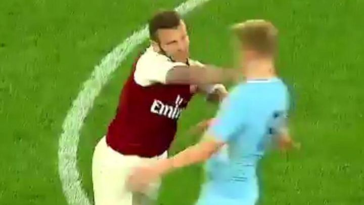 Wilshere izazvao tuču na utakmici drugog tima Arsenala