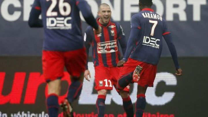 Caen nanio novi poraz Lyonu