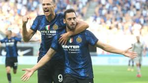 Inter pregazio Genou na startu Serije A, Džeko zabio gol i upisao asistenciju na debiju