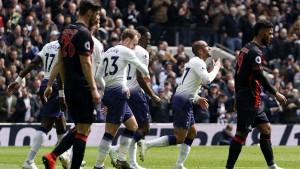 Tottenham s pola snage pobijedio otpisani Huddersfield
