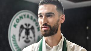 Bajić ušao s klupe i asistirao za trijumf Konyaspora