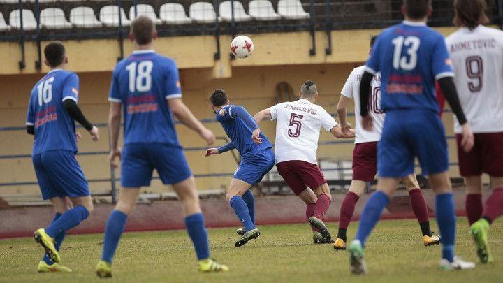 Pogledajte golove sa utakmice Sarajeva i GOŠK-a