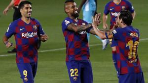 Sastav Barcelone: Arthur igra oproštajni meč, napad Katalonaca izgleda nezaustavljivo