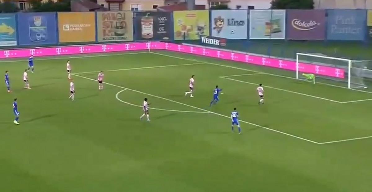 Niko nije ni sanjao da će se ovakvim golom vratiti fudbal u Hrvatskoj: Spektakl!