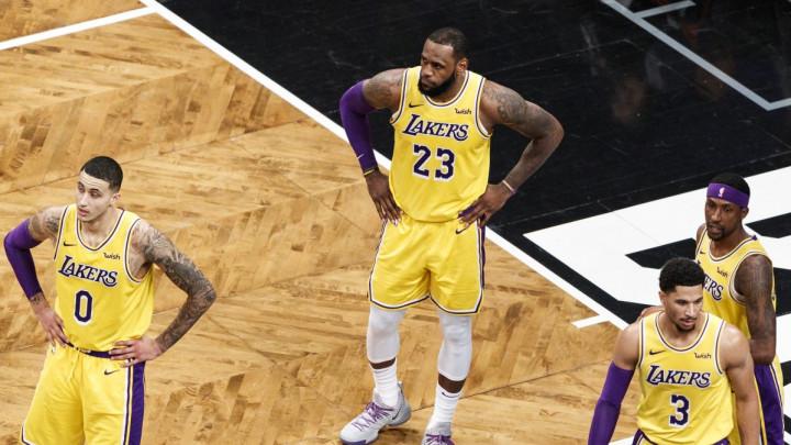 "Lakersi bez LeBrona ""barem nekoliko"" utakmica"