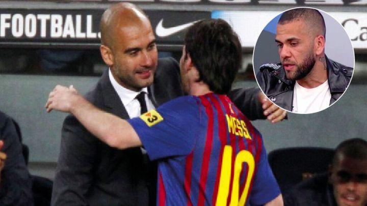 """Dani Alves: Rekao sam Guardioli da nije u pravu jer bismo na taj način """"uspavali"""" Messija"""