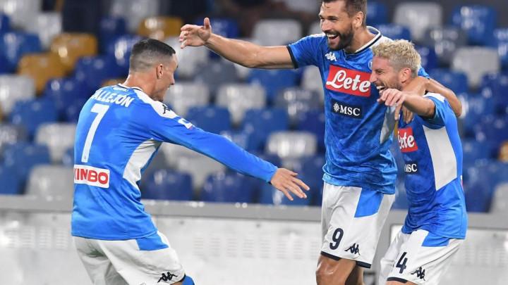 Napoli se oporavio od šoka sa meča protiv Juventusa i upisao pobjedu protiv Sampdorije