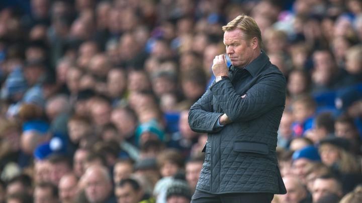 Koeman razočaran zbog otkaza u Evertonu