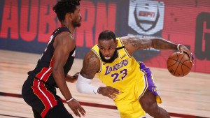 Lakersi razbili Heat u prvoj utakmici finala NBA lige