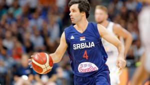 Košarkaši Srbije u Kinu lete bez Miloša Teodosića