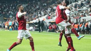 Braga slavila u Istanbulu, Ćivićev Ferencvaros priredio senzaciju u Moskvi