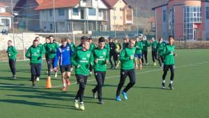 FK Budućnost nastavlja sa pripremama za drugi dio sezone
