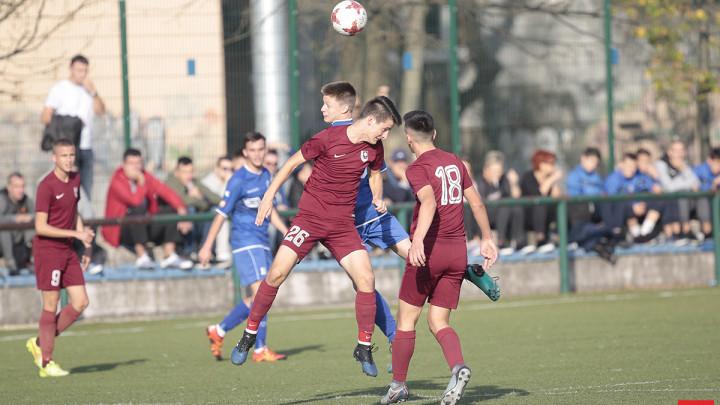 Pobjeda pionira i poraz kadeta FK Sarajevo protiv NK Široki Brijeg