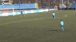 Mladi igrač postigao spektakularan gol, ali na njegovu žalost u svoju mrežu