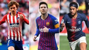 Kako će izgledati sastav Barcelone ako dođu Neymar i Griezmann?