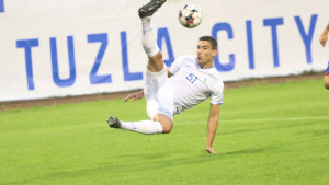 Nezaustavljivi Vojo Ubiparip srušio FK Borac na Tušnju