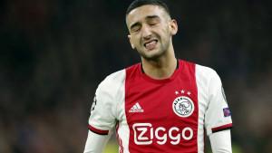 Ziyechu novo priznanje u Ajaxu