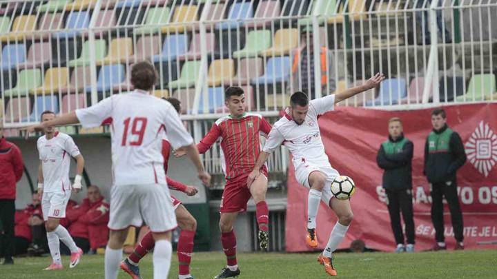 Zečević ostaje u NK Jedinstvo, veliki broj igrača na probi