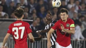 Manchester United s(p)retniji od Partizana