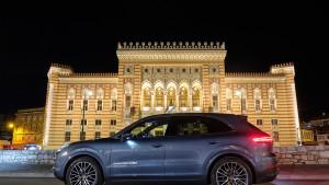 Test Porsche Cayenne