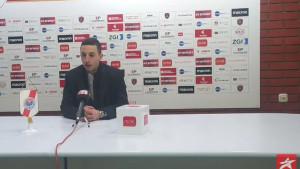 Ilić: Teško je u Mostaru osvajati bodove kada ispred sebe imate motivisanu ekipu Zrinjskog