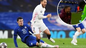 Hazard šokirao svojim ponašanjem na Stamford Bridgeu