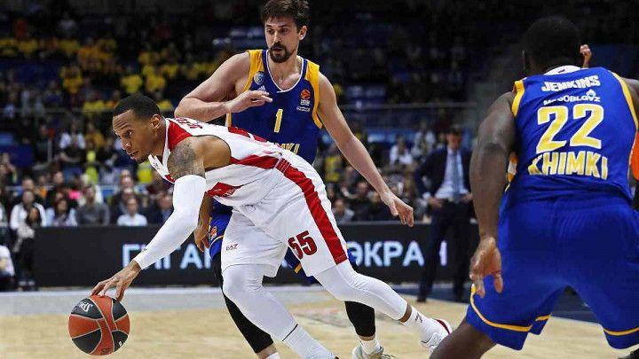 Goudelock vodio Milano do pobjede nad Khimkijem, Maccabi bolji od Efesa