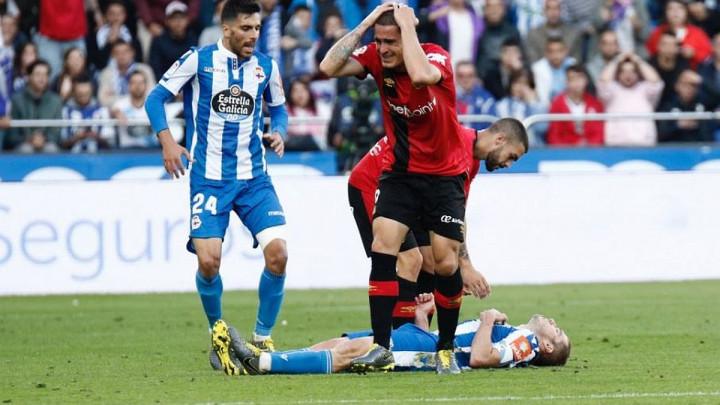 Deportivo na korak od elite, meč na Riazoru obilježio brutalan start
